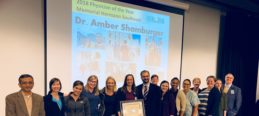 Physician of the Year